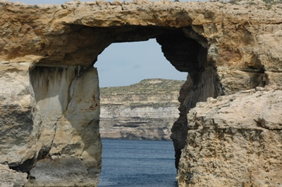 Мальта - Azure Window, Gozo